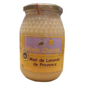 Miel de lavande cremeux