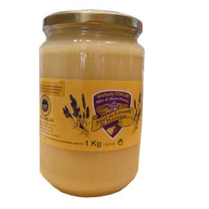 Miel de lavande  cremeux 1 kilo
