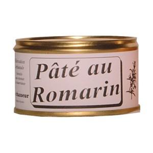 Pâté au romarin