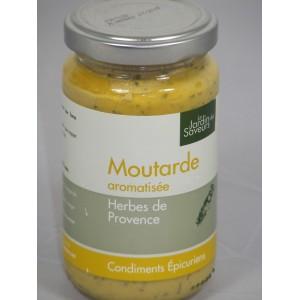Moutarde aux thym de Provence